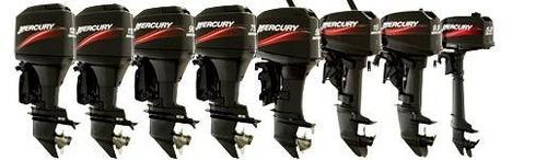 motor mercury 75hp 4t oferta entrega inmediata