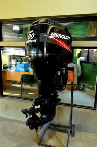 motor mercury 90 2t usado año 2008