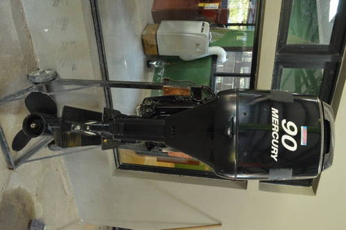 motor mercury 90hp 2t modelo 2008