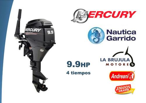 motor mercury 9.9 hp 4t. consultar precio de contado.