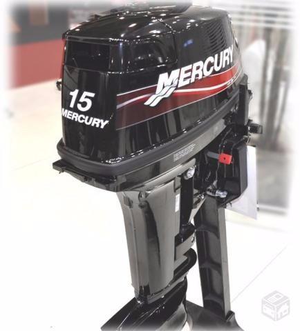 motor mercury mariner 15hp 2t super japon nautica gral paz