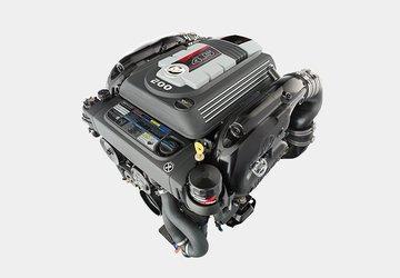 motor mercury mercruiser 4,5l 200 hp bravo 3 zero 2019
