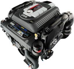 motor mercury mercruiser 4,5l 250 hp dts bravo 3  zero 2018