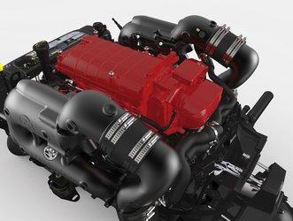motor mercury mercruiser 6,2l 350 hp dts bravo 3  zero 2018