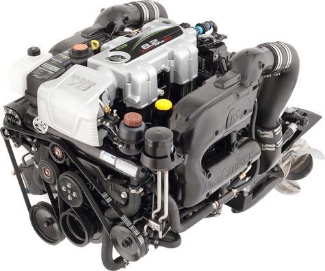 motor mercury mercruiser 8,2l 380 hp dts bravo 3x  zero 2019