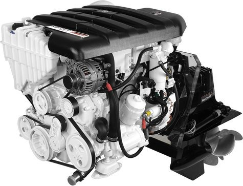 motor mercury mercruiser qsd 220 hp bravo 3x diesel 2018
