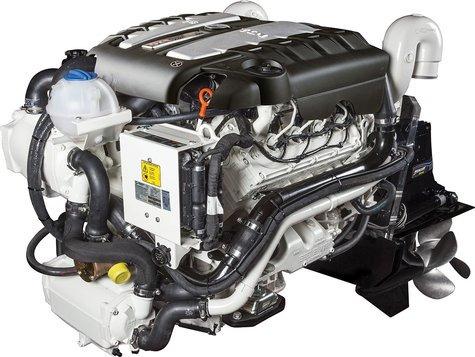 motor mercury mercruiser v8 370 hp dts bravo3xr diesel 2018