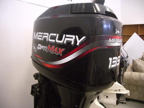 motor mercury y pata optimax 135hp-2t- a reparar o repuestos