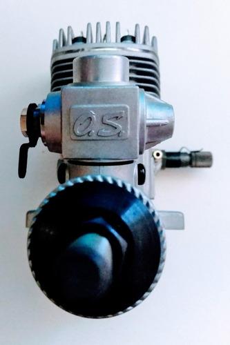 motor modelismo marca o. s. 46 max fx, nuevo