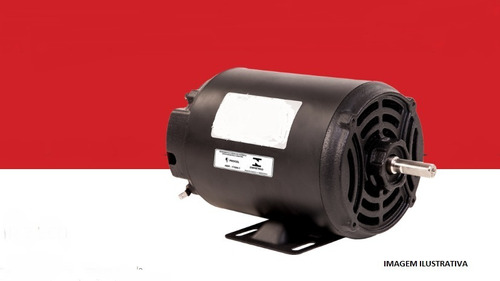 motor monof. 1740 rpm n56 1cv 110-220v 4polos hercules