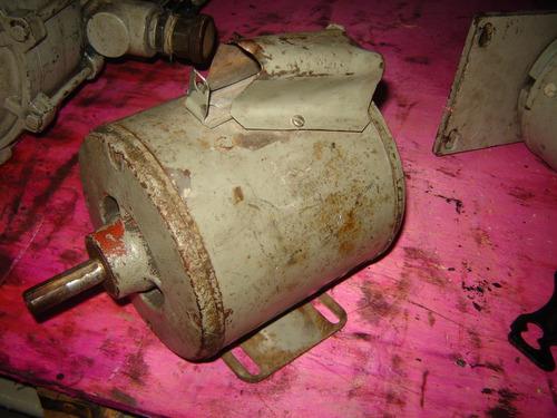 motor monofásico ge 1/3cv 1725rpm  110 220v não funciona