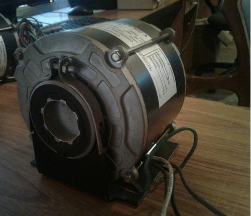 motor motorvenca 1/8 hp 220v 1 eje