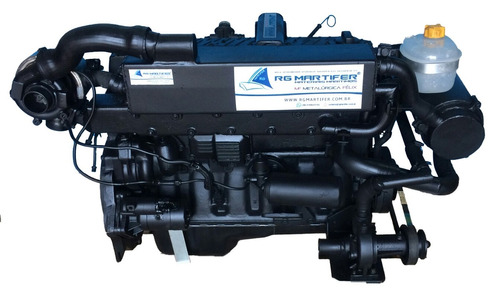 motor mwm sprint 6 cilindros marinizado