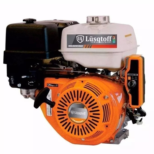 motor naftero explosion lusqtoff lm420e a/ electr 15hp 414cc