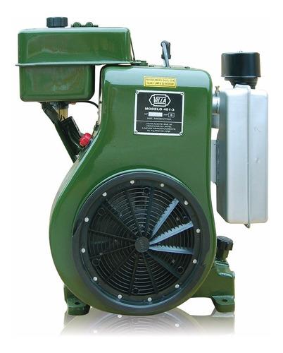 motor naftero villa nacional 401/1c con 8 hp potencia