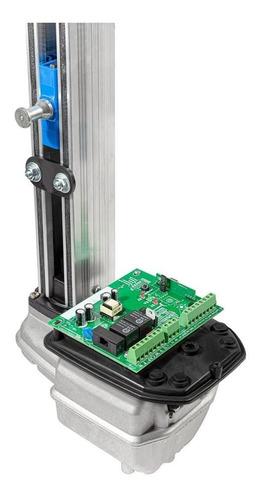 motor nano rossi basculante 1/4hp portão + suporte fixar