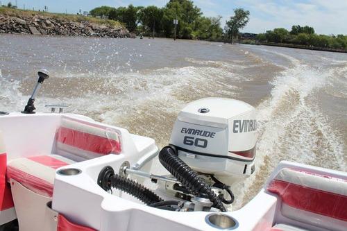 motor nautico fuera de borda evinrude e-tec 40hp 50 hp 60 hp