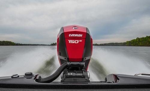 motor nautico fuera de borda evinrude etec g2 150 hp ho 2017
