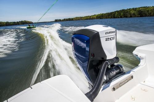 motor nautico fuera de borda evinrude etec g2 200 hp nuevo