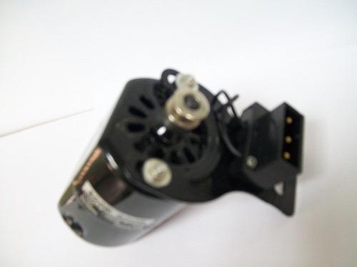 motor negro para maquina de coser casera