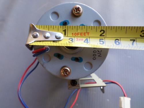 motor nisca -nc5475c - 24 volts