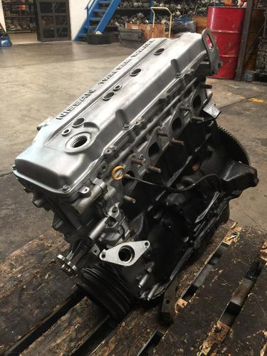 motor nissan estaquita np300 urvan 2.4 lts 16 válvulas 04-14