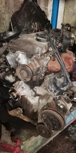 motor nissan frontier 2.4
