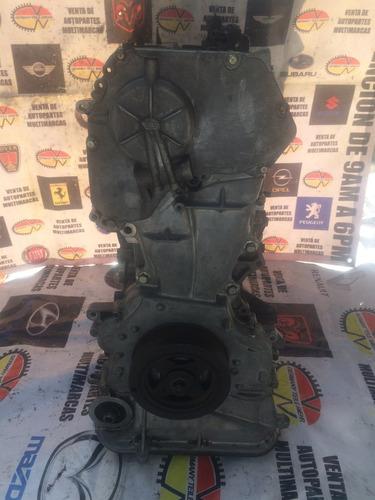 motor nissan  x-trail qr25 monoblock de aluminio.