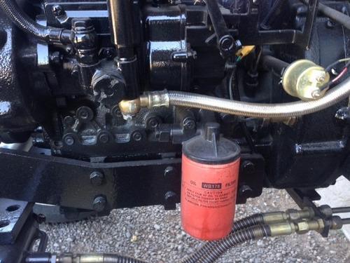 motor nuevo de hanomag 300 / 304 tractor