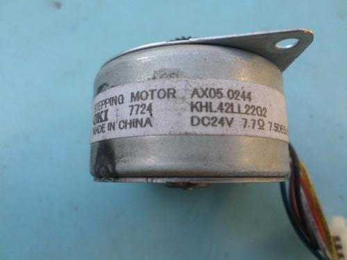 motor oki ax05-0244 -dc24v 7,7 - 7,5 deg