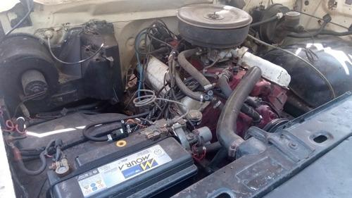 motor original v8 hecho por completo hace 10000km