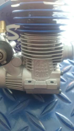 motor  o.s max  21vg-p  para radio control
