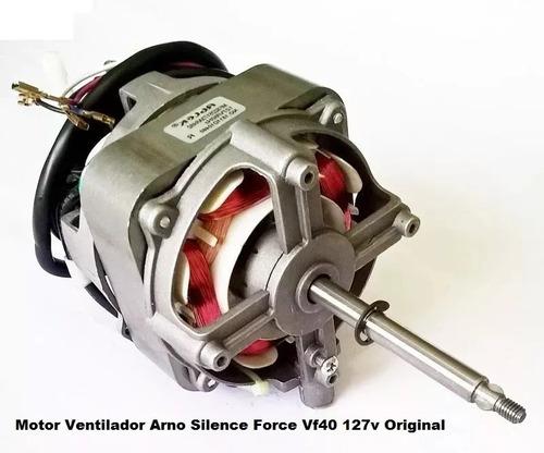 motor p/ ventilador arno silence force vf40 127v original