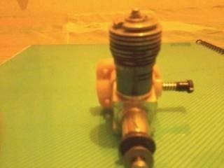 motor para aeromodelismo usado en buen estado.
