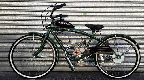 motor para bicicleta 80cc golden kit p/ armar tu bicimoto
