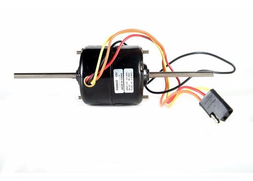 motor para caja evaporadora doble eje 3 velocidades 12v