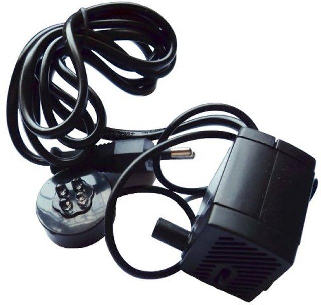Motor Para Fuente De Agua Con Luz - $ 550,00 en Mercado Libre