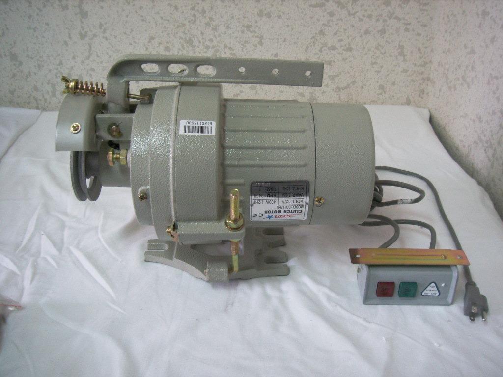 Motor Para Maquina De Coser Industrial Silencioso