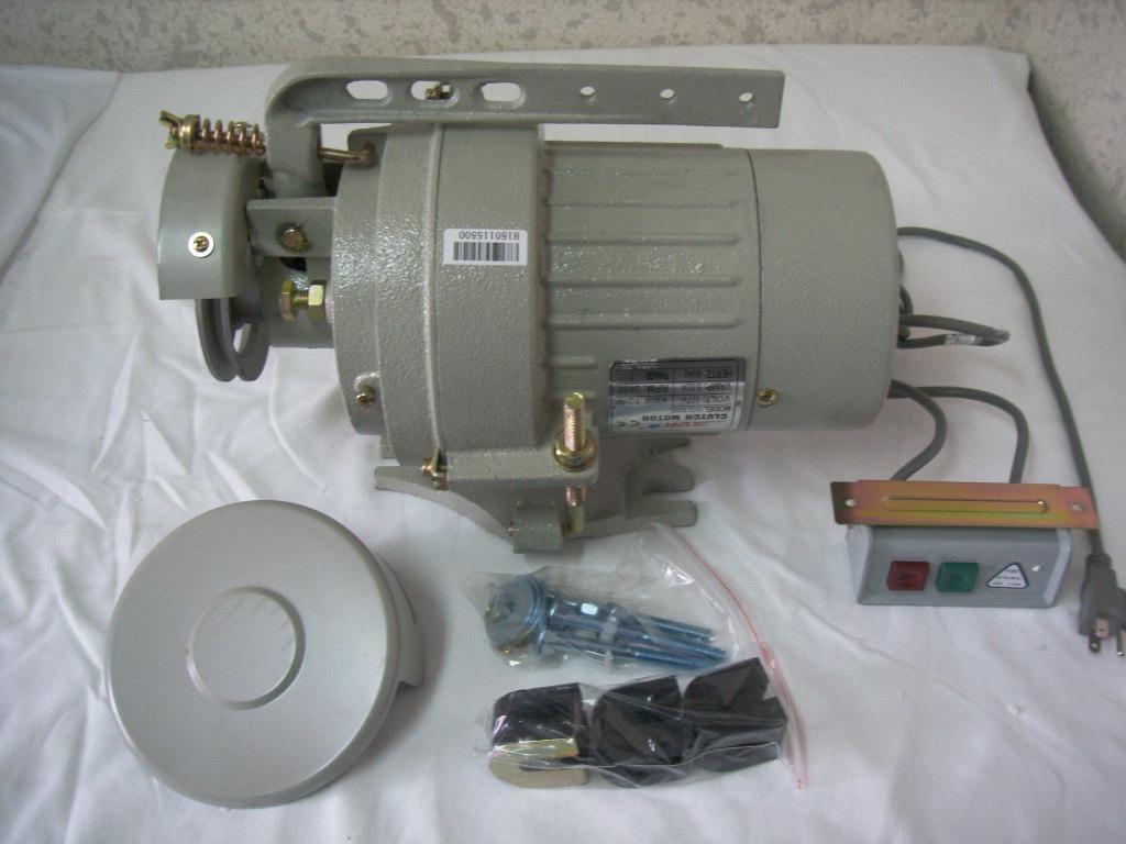 Motor Para Maquina De Coser Industrial Silencioso Star