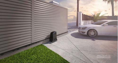 motor para portón eléctrico corredizo - incluye instalación