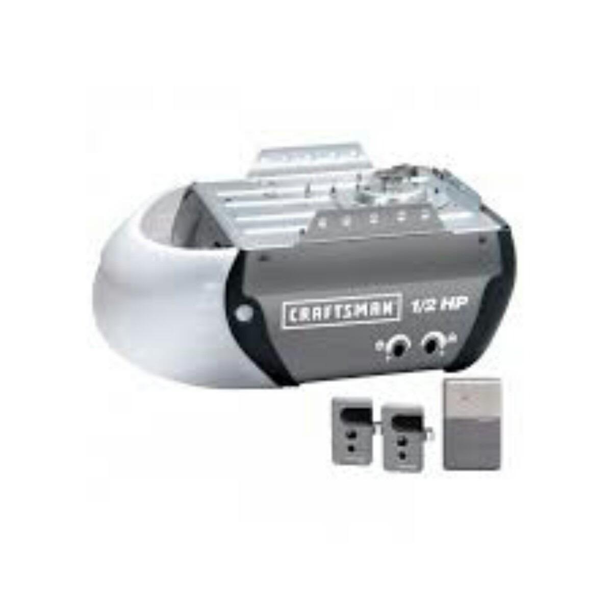 Motor Para Porton Electrico De 1 2 Caballo Craftsman Bs