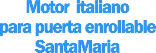 motor para puerta santa maria italiano instalación
