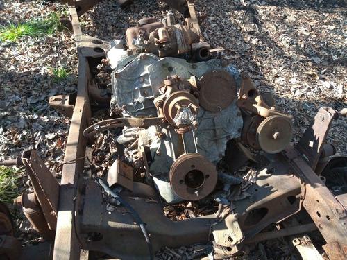 motor para repuestos.