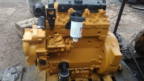 motor para retroexcavadora cat 416c o 416d