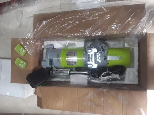 motor paralelo de cortina metalica pm600
