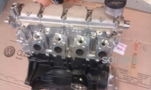 motor parcial 1.6 total flex saveiro gol fox voyage golf vw