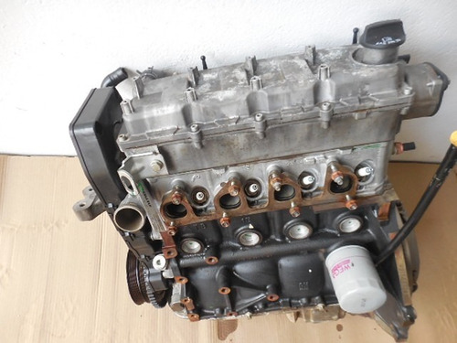 motor parcial c/ cabeçote onix new prisma 1.4 106cv flex