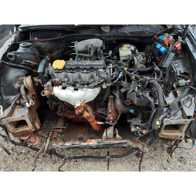 Motor Parcial Chevrolet Vectra 2.0 2008 127cv