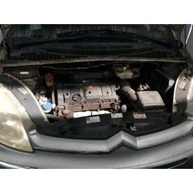 Motor Parcial Citroen Xsara Picasso 1.6 16v Com Nota, Baixa