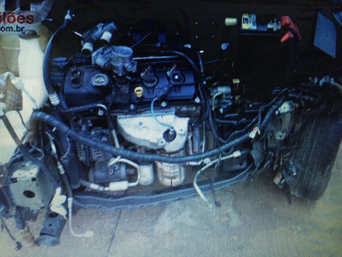 motor parcial do ford edge 2013/2013 v6 stander